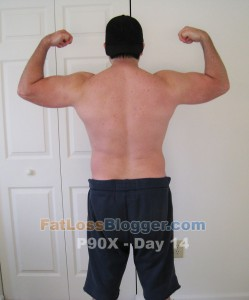 P90X Day 14 Back Bicep