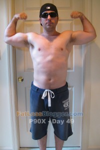 P90X Day 49 Front Bicep