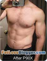 p90x results after