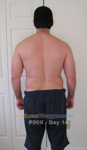 P90X Day 14 Back