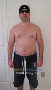 P90X Day 14 Front