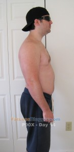 P90X Day 14 Side Right