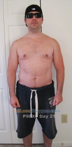 P90X Day 21 Front
