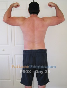 P90X Day 28 Back Bicep