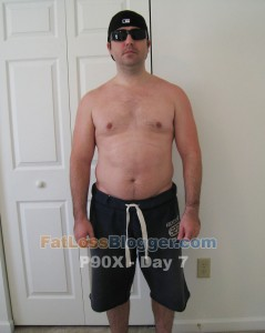 P90X Day 7 Front
