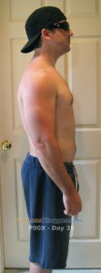 P90X Day 35 Side Right