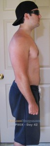 P90X Day 42 Side Right