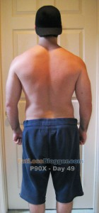 P90X Day 49 Back