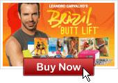 Brazil Butt Lift DVD