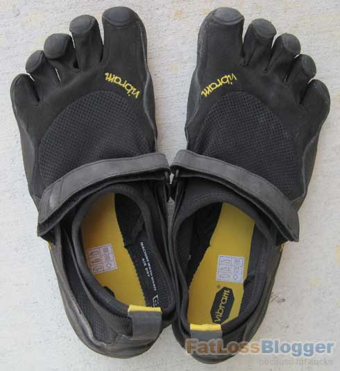 Vibram Five Fingers Review